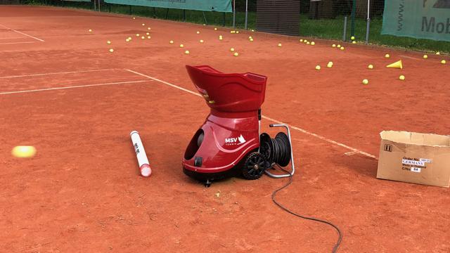 Ferien-Tenniscamp vom 27.-31.7.20